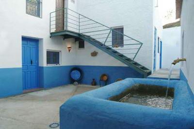 Caseria el pozo casas rurales granada huetor tajar for Piscina huetor tajar