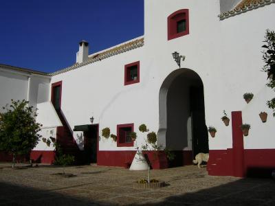 Hacienda santa ana casas rurales sevilla carmona - Casa rural carmona ...